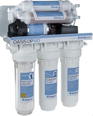 Atlas Filtri Oasis DP RO Pump