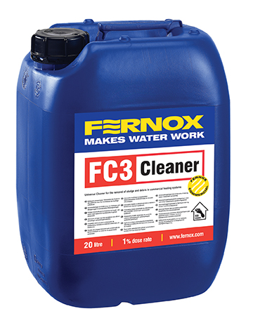 FERNOX HVAC CLEANER FC3 20L
